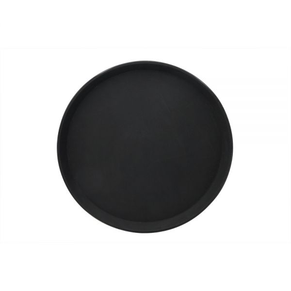 Serviertablett Schichtstoff, rutschfest - Ø 28 cm