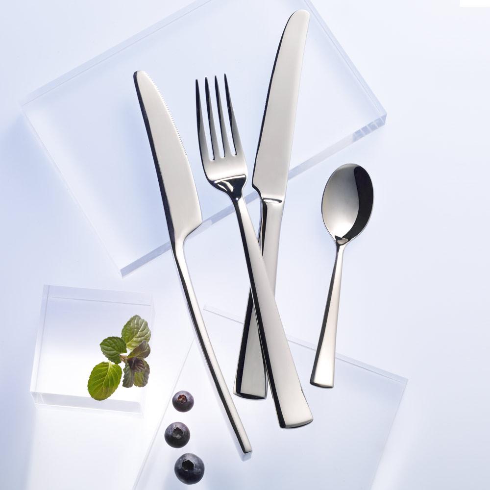 Besteck Modern hotel dessertgabel 18 cm edelstahlbesteck modern besteck luchs direkt austria