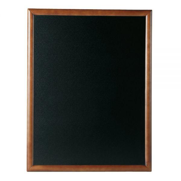 LAVAGNA Wandtafel dunkelbraun - Größe 70 x 90 cm