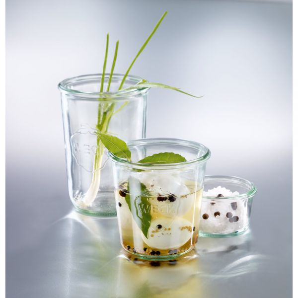 weck glas 742 inhalt 580 ml rundrand 100 mm 10 8 x 10 7 cm einmachgl ser. Black Bedroom Furniture Sets. Home Design Ideas