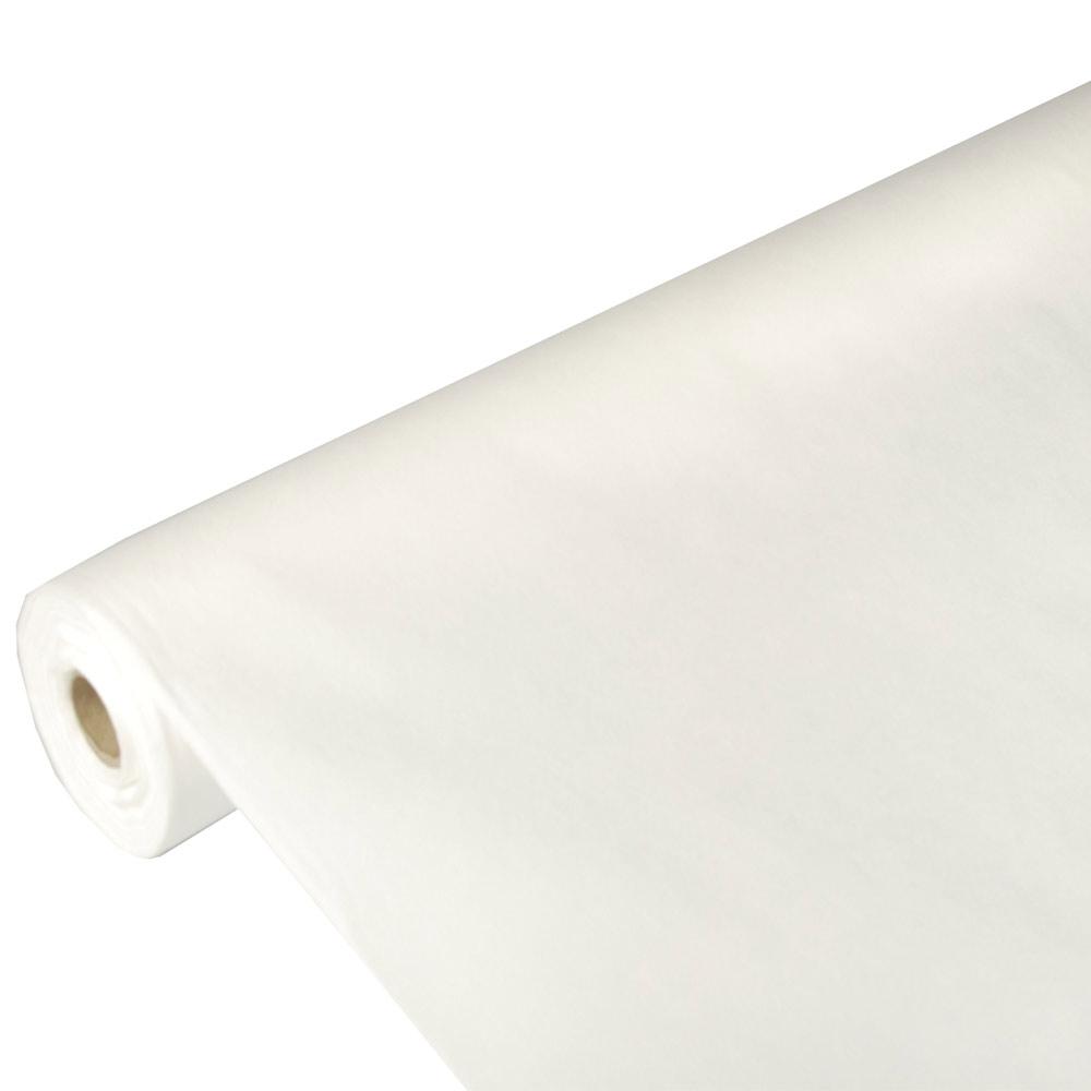 soft selection tischdecke pp vlies 25 cm x 1 18 lfm wei 4 rollen ew tischdecken. Black Bedroom Furniture Sets. Home Design Ideas