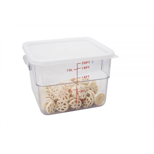 Vorratsbehälter Küche | Square Vorratsbehalter Pc 10 L Vorrats Lagerbehalter