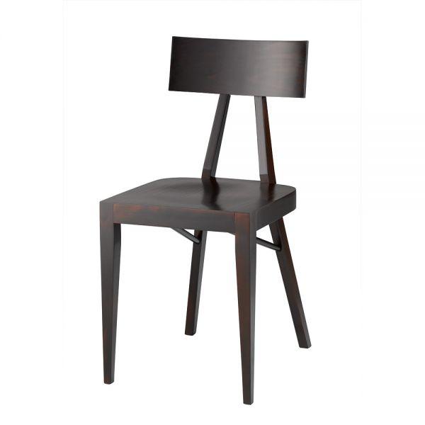 design stuhl mit holz sitzfl che buche kolonial. Black Bedroom Furniture Sets. Home Design Ideas